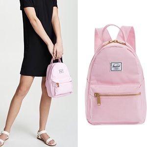 HERSCHEL Nova Mini Backpack Pink